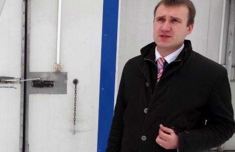 Wojciech Wąsik: - Zdaję sobie sprawę, że upadek tego zakładu pracy to dramat dla Paszczyny i okolic.