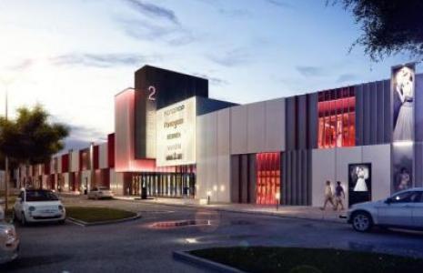 Tak będzie wyglądało ogromne centrum handlowe Rank Progress, które ma powstać w Miedzianej Górze.