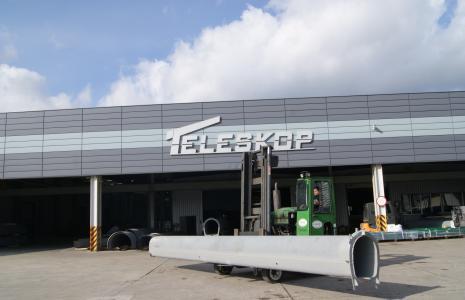 Teleskop od ponad 10 lat działa w kostrzyńsko-słubickiej strefie. Zainwestował tam dziesiątki milionów euro.