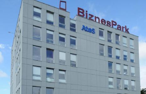 Atos ma swoją siedzibę w Bydgoszczy w Biznes Parku przy ul. Kraszewskiego