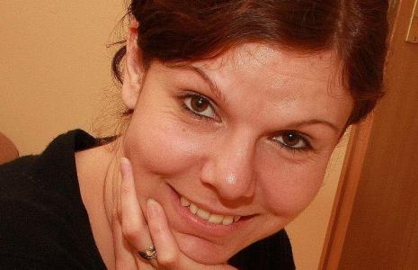 Ewa Walkowska ma 30 lat. Mieszka w Pszczewie, kieruje pszczewskim biurem Lokalnej Grupy Rybackiej Obra-Warta. (fot. Dariusz Brożek)