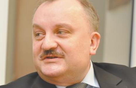 Wojciech Faszczewski, prezes Pepees Łomża