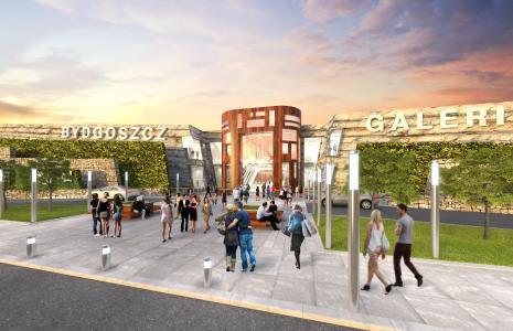 Oto wizualizacja przyszłej Galerii Kujawskiej