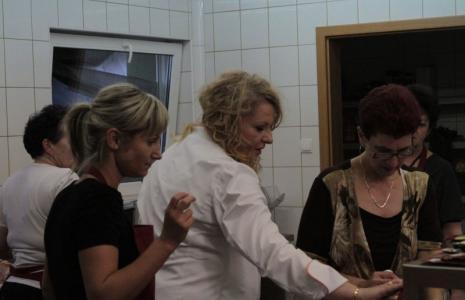 Magdalena Gessler uzdrawiała resturację w Słońsku (fot. Archiwum)
