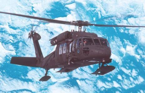 Black Hawk po raz pierwszy został zastosowany bojowo w 1983 roku.