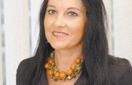 Agnieszka Granatowska, rzecznik ZUS w Opolu. (fot. archiwm/sm)