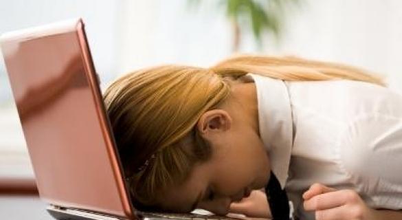 Pracoholizm - choroba młodych i ambitnych