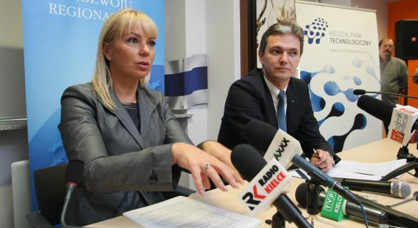 Minister Rozwoju Regionalnego Elżbieta Bieńkowska informowała, jakie będą priorytety przy podziale nowej unijnej transzy pieniędzy dla Polski Wschodniej. Marszałek województwa Adam Jarubas podkreślał, że te pieniądze mają kluczowe znaczenie dla rozwoju regionu.