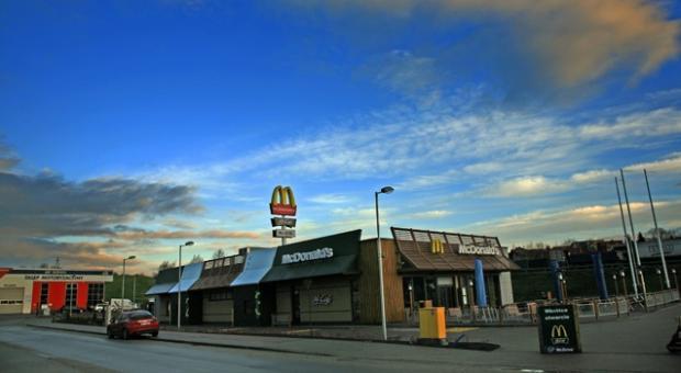 Toruńska spółka JMS wybudowała m.in. tę restaurację McDonald's