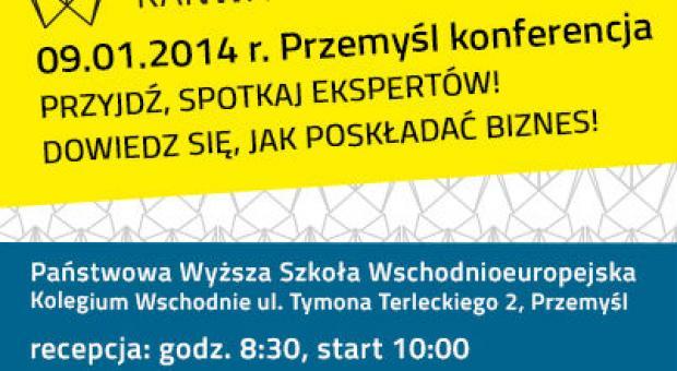 Konferencja dla przedsiębiorczych w Przemyślu. Wejście gratis!