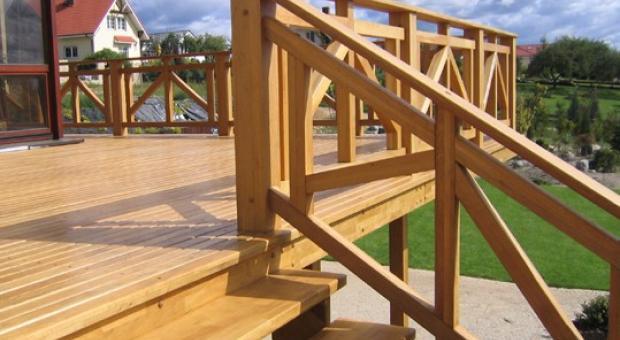 Firma Drawex jest znanym producentem schodów drewnianych (fot. http://drawex.net.pl)