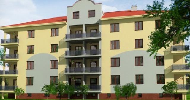 Mieszkania przy ul. Brudzewskiego w Przemyślu. Fot. PGM sp. z o.o.