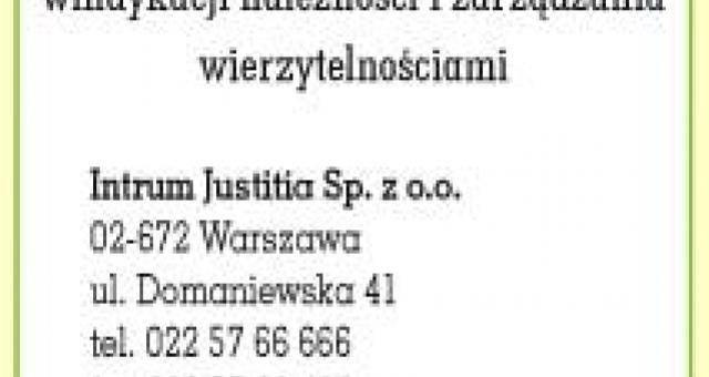 Intrum Justitia w Polsce należy do największej w Europie Grupy specjalizującej się w windykacji należności oraz zarządzaniu wierzytelnościami.