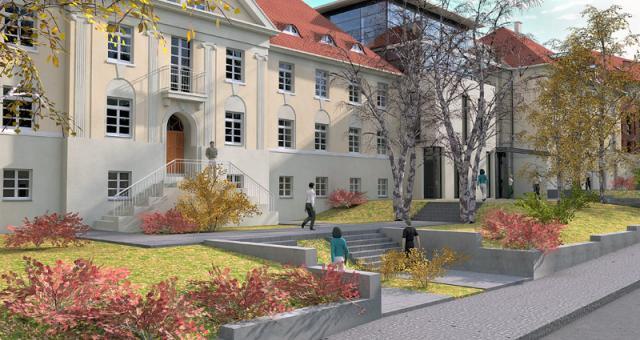 Tak ma wyglądać kompleks mieszkaniowy przy ul. Walczaka/ fot. firma Budnex