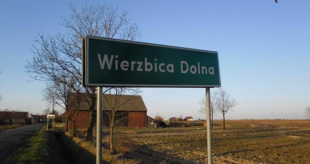 Wiatraki mają stanąć m.in. w Wierzbicy Dolnej. (fot. Grzegorz Relich)