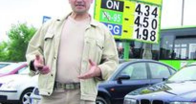 – Cieszę się, że wreszcie znalazł się sposób na właścicieli stacji benzynowych, którzy zawyżali ceny paliwa. Będę tankować na Sejneńskiej – mówi Dariusz Wijas, suwalczanin.