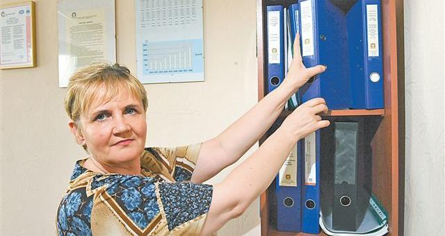 - Na rynku jest zapotrzebowanie na asystentów i opiekunów osób niepełnosprawnych - tłumaczy Danuta Respekta z WZDZ w Opolu. (fot. Paweł Stauffer)