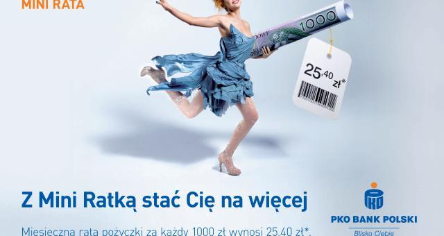 Zdaniem Prezes UOKiK, prezentowane w reklamach PKO BP warunki udzielenia kredytu były nieczytelne dla przeciętnego konsumenta.
