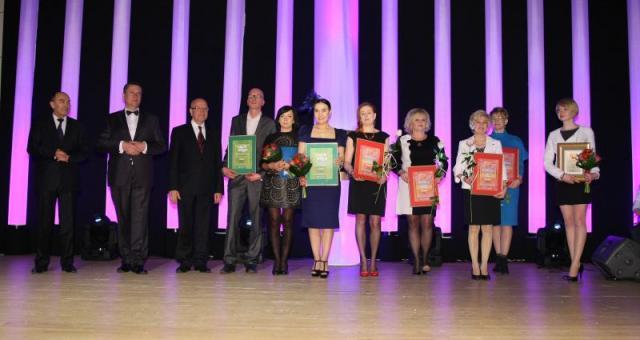 Kobieta Przedsiębiorcza 2012. Poznaliśmy laureatki w mieście Kielce
