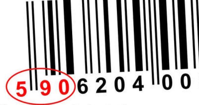 Kupuj produkty z kodem kreskowym rozpoczynającym się od 590...