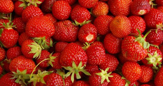 Ceny truskawek 2013. Wczoraj za kilogram tych owoców trzeba było zapłacić w bydgoskich sklepach od 12,5 zł do 17 zł.
