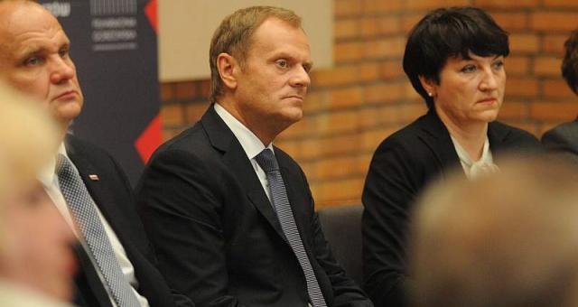 Premier Donald Tusk obiecał, że w Kostrzynie powstanie nowy most drogowy na Odrze i obwodnica miasta.