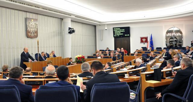 Senat wybrał 3 członków RPP