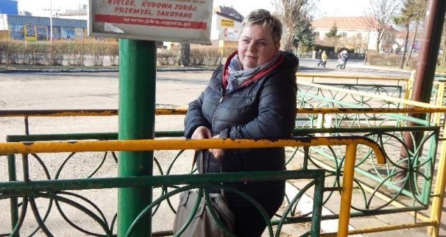 Z autobusów korzysta niewiele osób - mówi Monika Jaroszewicz