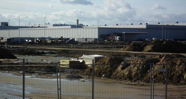 Fabryka Volkswagena pod Wrześnią już na ukończeniu