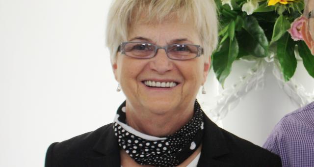 Regina Drgas, koordynator i przewodnicząca Uniwersytetu Trzeciego Wieku w Nowym Miasteczku to jedna z kandydatek do tytułu Kobiety Przedsiębiorczej.