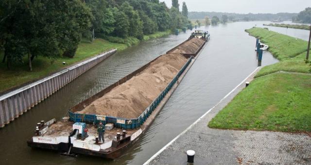 Program rozwoju żeglugi na polskich rzekach jest zakrojony na wiele lat.