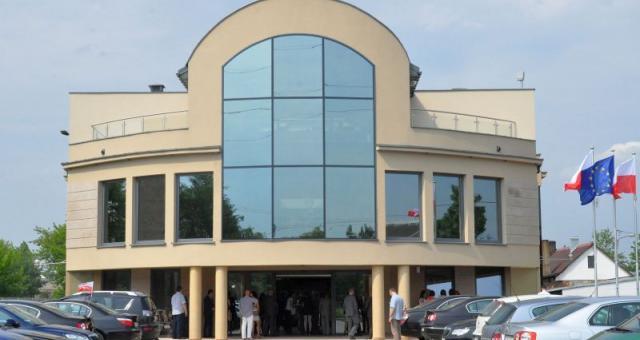 Nowa siedziba KSWP to najpiękniejszy budynek biurowy w Końskich.
