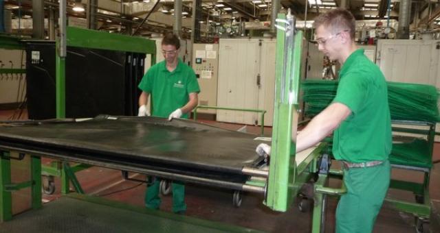 Wpływ na decyzję NSG Group dotyczącą uruchomienia Centrum Usług Wspólnych w Sandomierzu miała także wysoka ocena jakości pracy istniejącego serwisu, a także czynniki ekonomiczne.