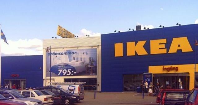 Sklep IKEA w Älmhult w Szwecji. Czy ten w Bydgoszczy będzie wyglądał podobnie?