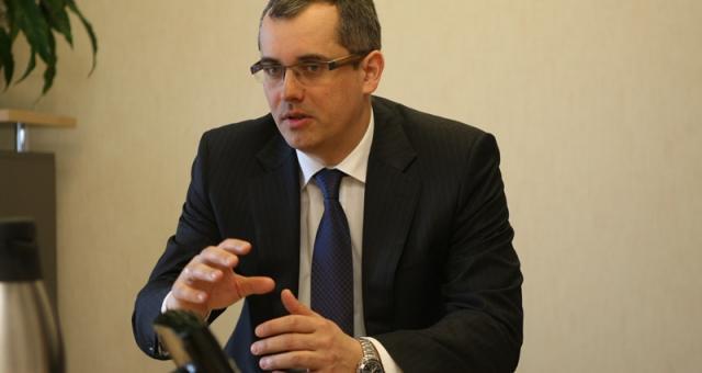 Rafał Czyżewski, prezes spółki Energa-Operator.