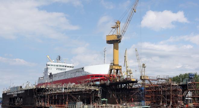 Siedziba nowej spółki po połączeniu obu stoczni będzie w Szczecinie.