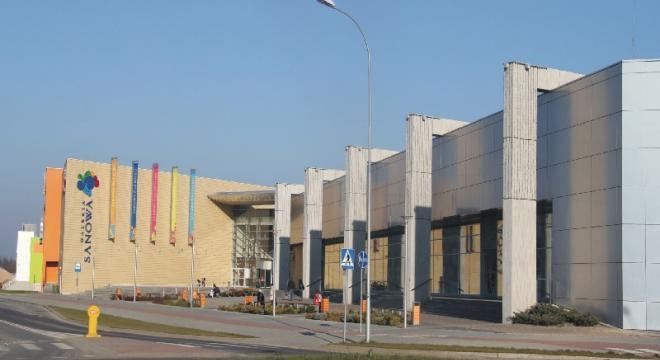 Galeria Sanowa w Premyslu.