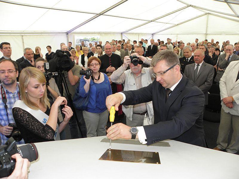 Nowa Galeria Solna w Inowrocławiu. Praca dla 1000 osób!