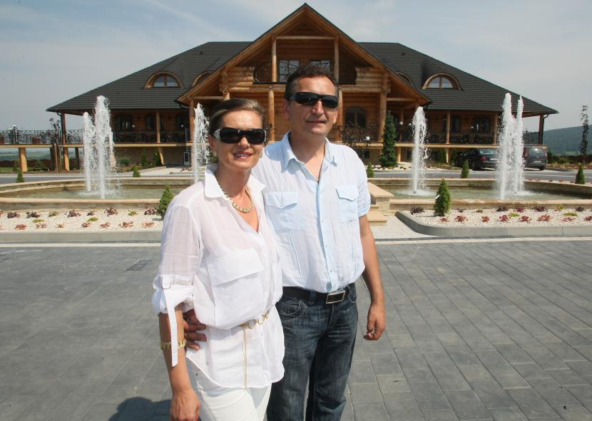 Świętokrzyski Dwór - elegancki hotel i restauracja pod Nową Słupią