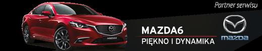 Mazda6 Piękno i Dynamika