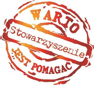 Logo Stowarzyszenie Warto Jest Pomagać