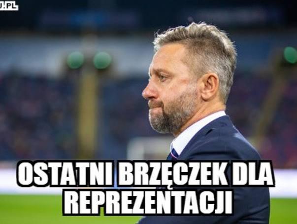 Polska przegrała w Gdańsku z Czechami 0:1. To piąty mecz bez zwycięstwa kadry Jerzego Brzęczka. Kibice kilka razy wygwizdali drużynę. Zobaczcie najlepsze