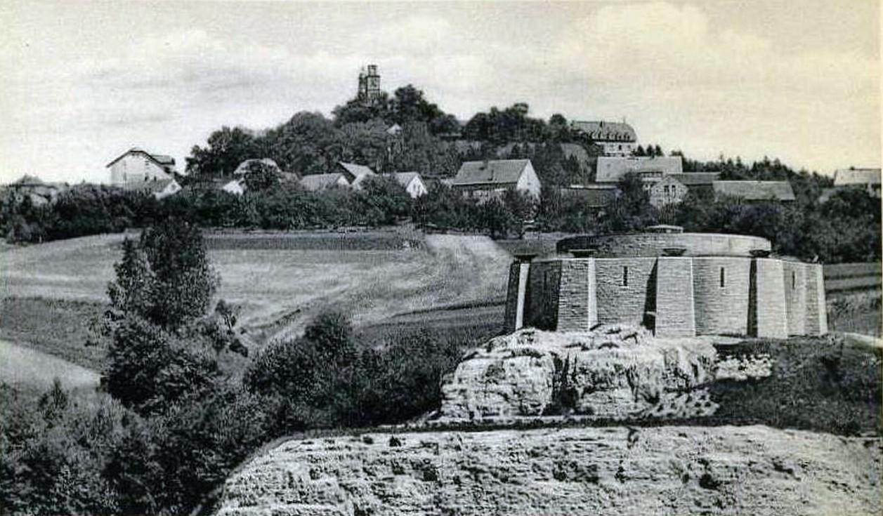 80 lat temu rozpoczęła się budowa mauzoleum żołnierzy Freikorpsu na Górze św. Anny