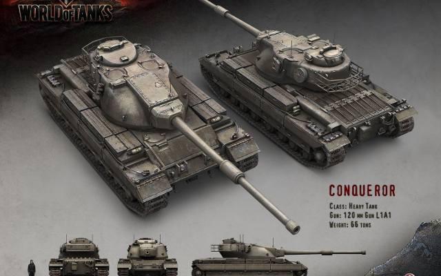 World of Tanks: Tea time, czyli Wyspiarze mają gorzej
