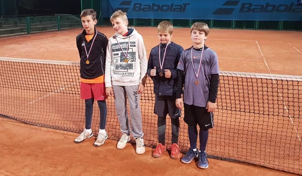 Film do artykułu: Tenis. W Opolu rośnie nam duży talent. Sukcesy na koncie Jana Chłodnickiego