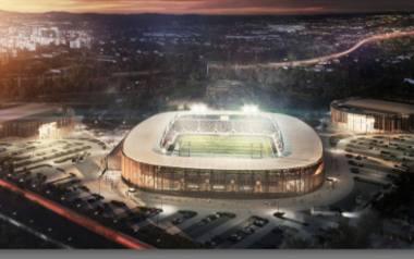 Tak ma wyglądać nowy stadion w Sosnowcu