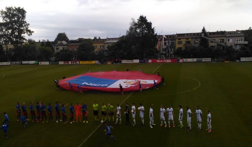 Film do artykułu: I liga: Puszcza Niepołomice - Odra Opole. O wyniku zadecydowały rzuty karne