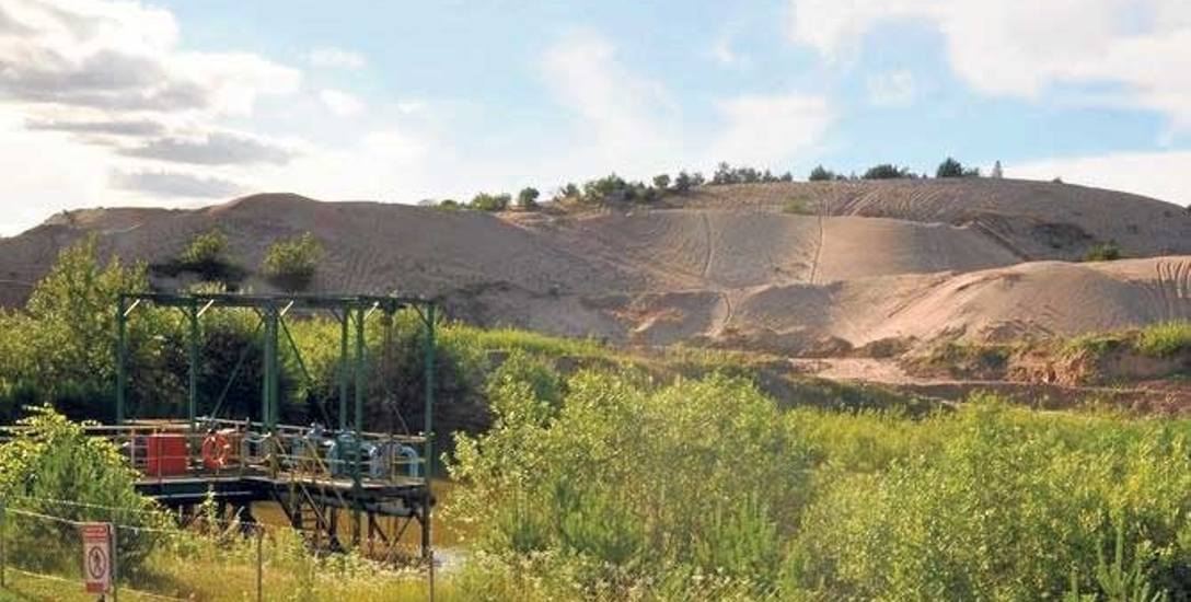 Kopalnia kruszyw w Sępólnie Wielkim to jeden z większych pracodawców w gminie