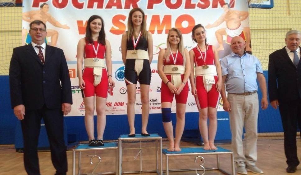 Film do artykułu: Podkarpackie sukcesy na Pucharze Polski w sumo