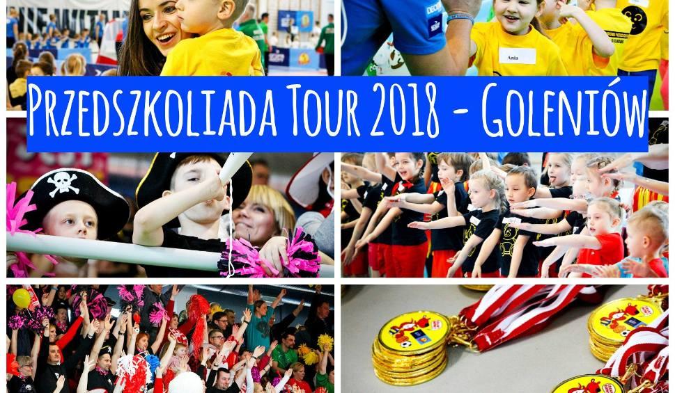 Film do artykułu: Przedszkoliada Tour 2018 - Goleniów: Zobacz, jak rywalizowali najmłodsi. Ale to była świetna zabawa! [ZDJĘCIA]